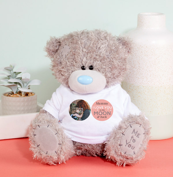 Mummy Moon and Back Me To You Photo Bear