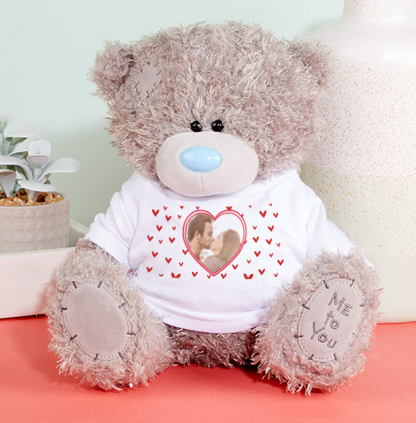 Photo Candy Love Hearts Me to You Bear