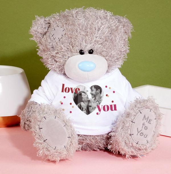 Love You Me To You Photo Bear