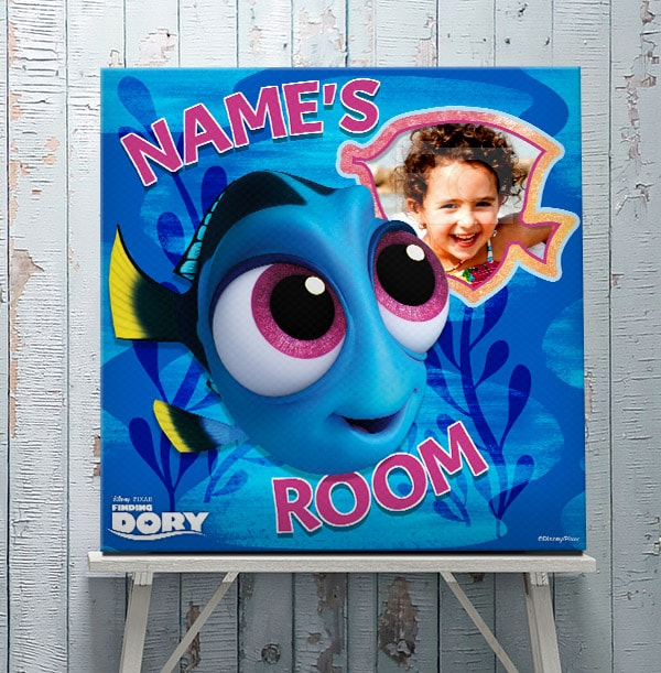 Finding Dory Square Photo Canvas