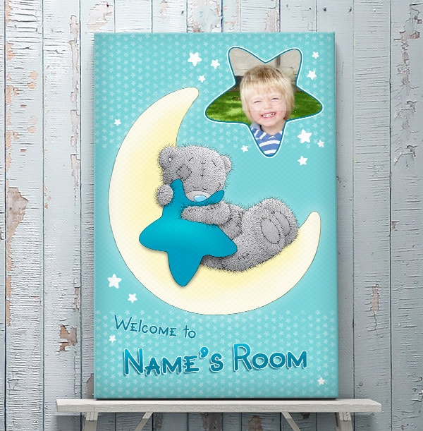 Me To You Room Photo Canvas