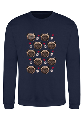 Dog Dad Personalised Sweater