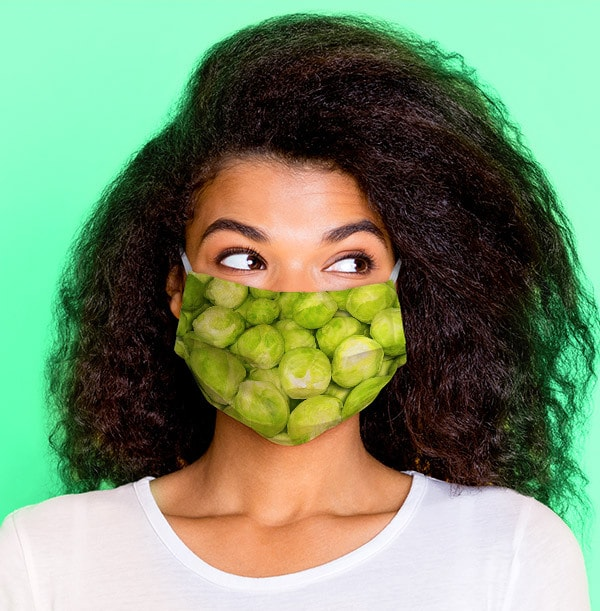 Sprouts Face Mask