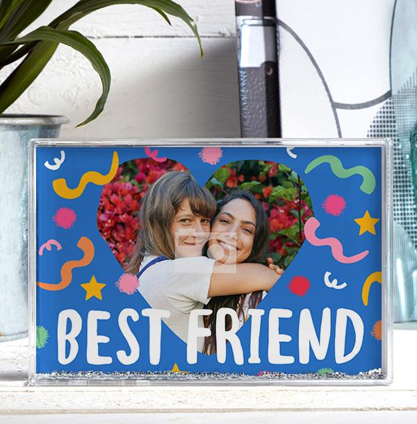 Best Friend Photo Block - Landscape