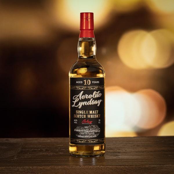 Aerolite Lyndsay 10 Year Old - The Character of Islay Whisky Company
