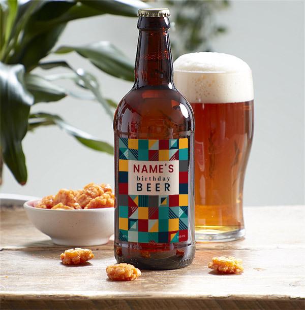 Birthday Personalised Beer - Multi Pack