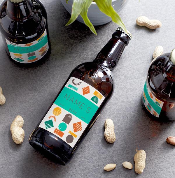 Personalised Beer - Multi Pack