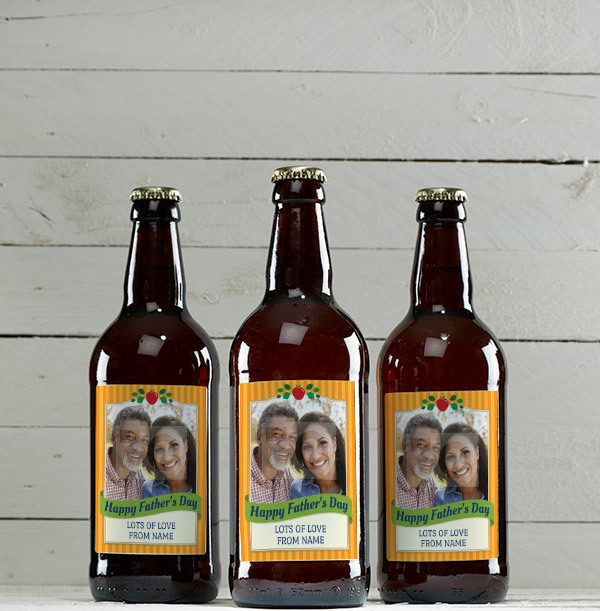 Photo Father's Day Medium Cider - Multi Pack