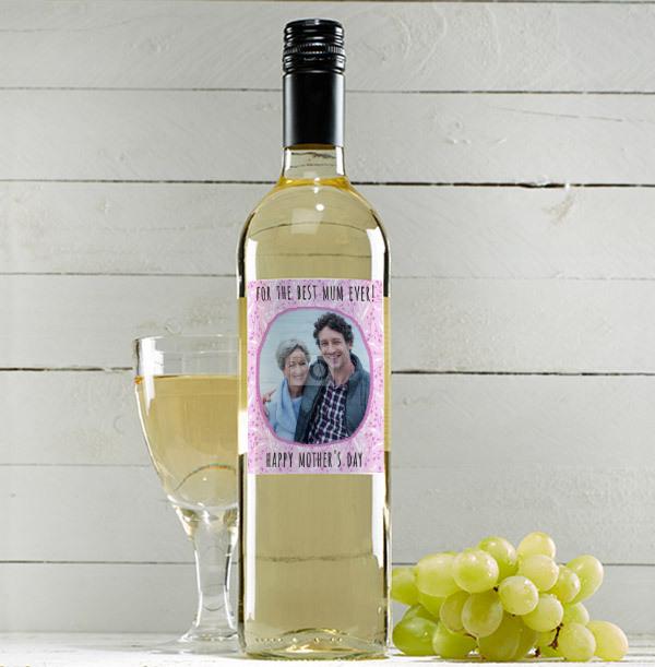 For The Best Mum Sauvignon Blanc - Photo Upload