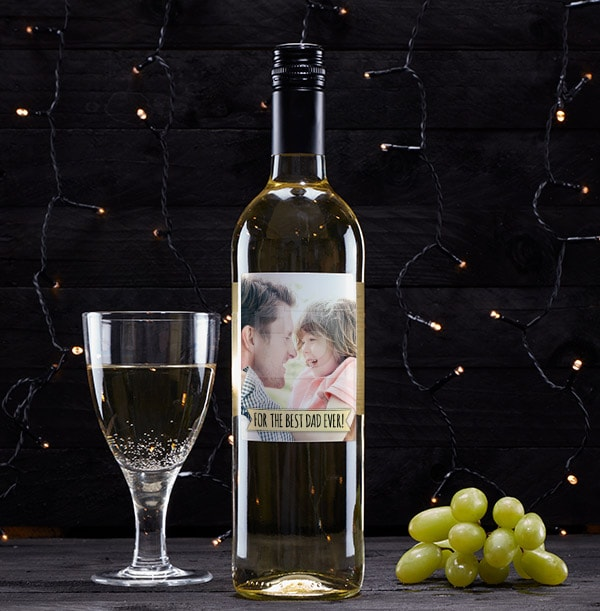 White Wine Multi Pack With Photo & Text - Sauvignon Blanc