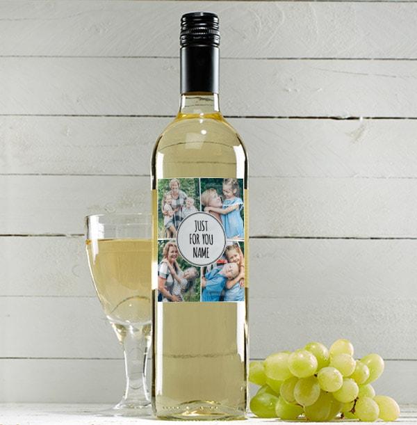 White Wine Multi Pack With Four Photos - Sauvignon Blanc
