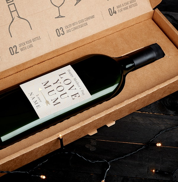 All That Shimmers Letterbox Wine - Tempranillo