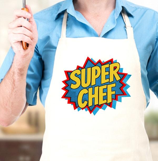 Super Chef Personalised Apron