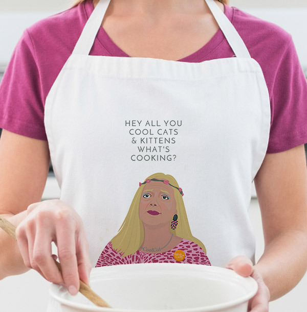What's Cooking? Personalised Apron