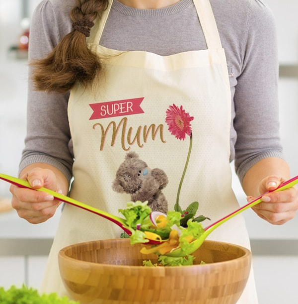 Super Mum Personalised Apron - Me to You