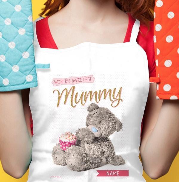World's Sweetest Mummy Apron - Me To You
