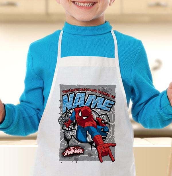 Super Hero Child/'s Apron