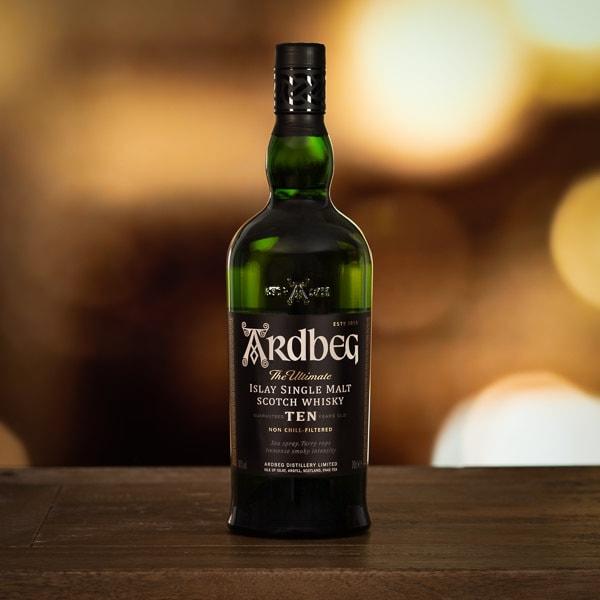 Ardbeg 10 Year Old Whisky