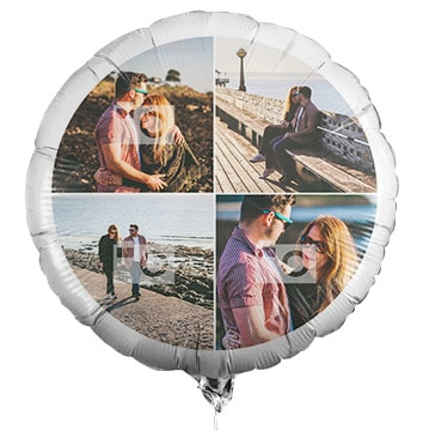 Personalised Multi Photo Balloon