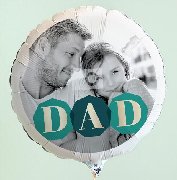 DAD Full Photo Balloon