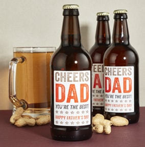 Cheers Dad Mixed Ale Gift Box - Best of British Beer