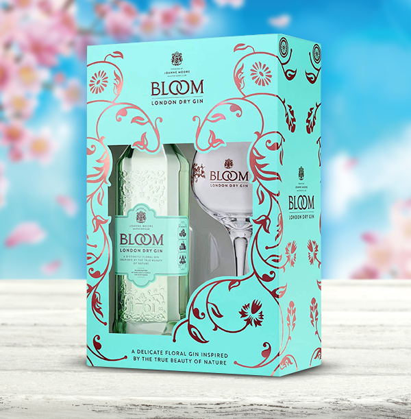 Bloom Gin Gift Pack