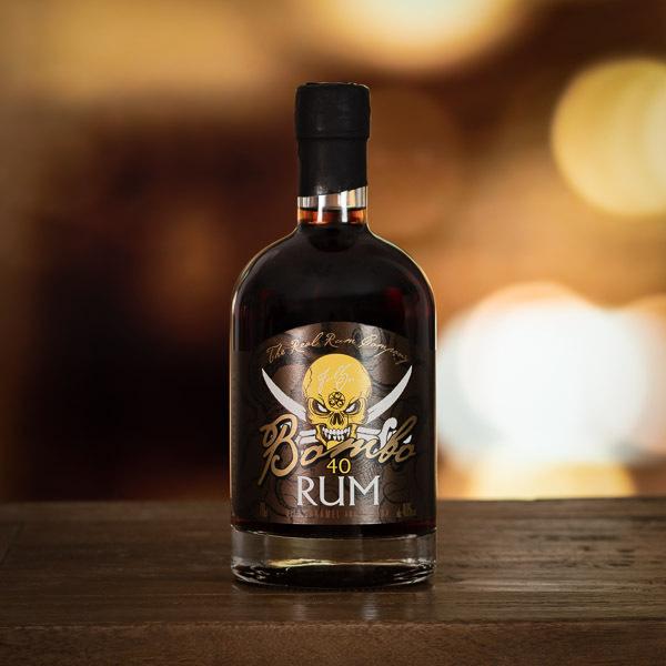 Bombo 40 Rum - Caramel & Banana