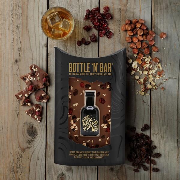 Bottle n Bar Dead Man's Fingers Spice Rum