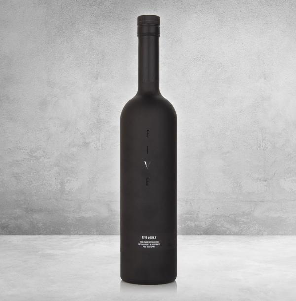 Brecon Five Black Vodka
