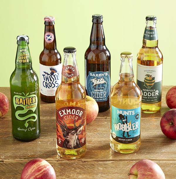 British Artisan Cider Gift