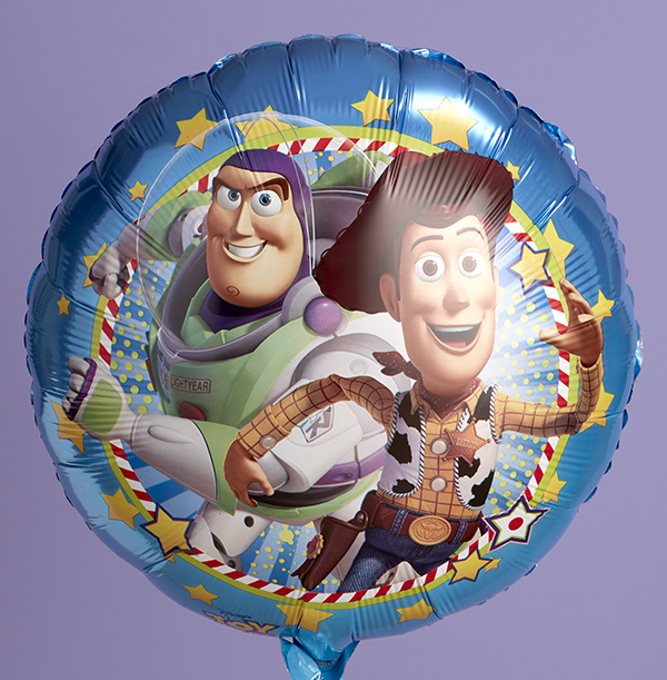 Buzz And Woody Toy Story  Balloon