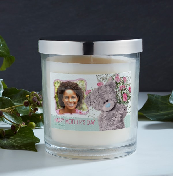 Me To You Mother's Day Photo Candle