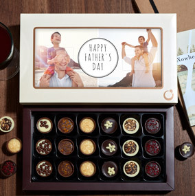 Happy Father's Day Photo Chocolates - 18