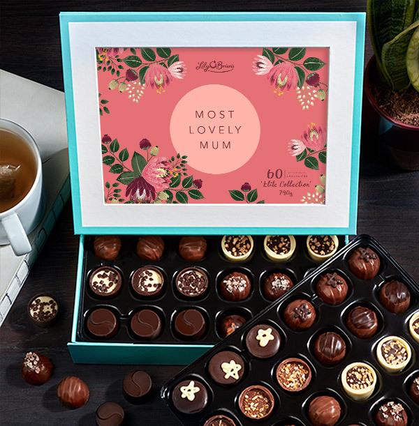 Most Lovely Mum Personalised Chocolates - 60