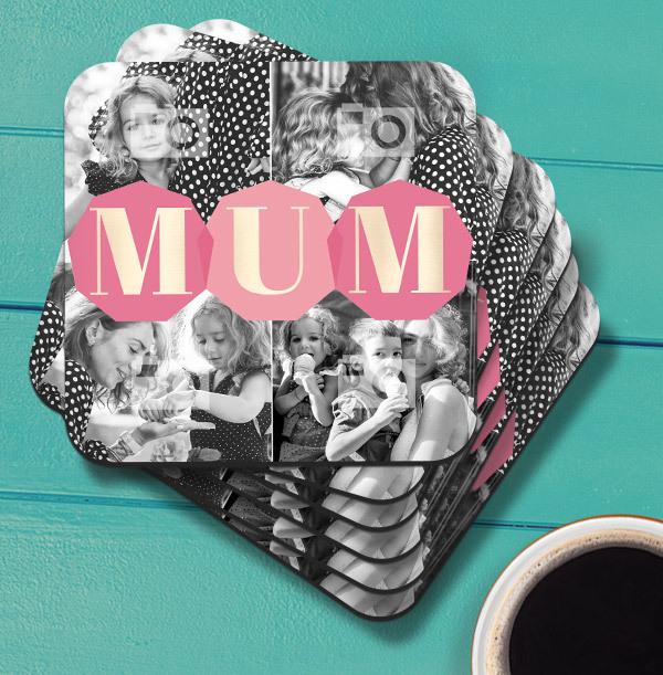 MUM Multi Photo Coaster