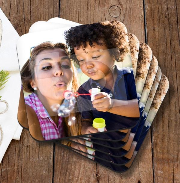 Full Photo Coaster for Mum