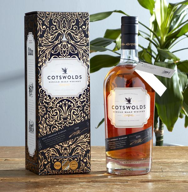 Cotswold Single Malt Whisky