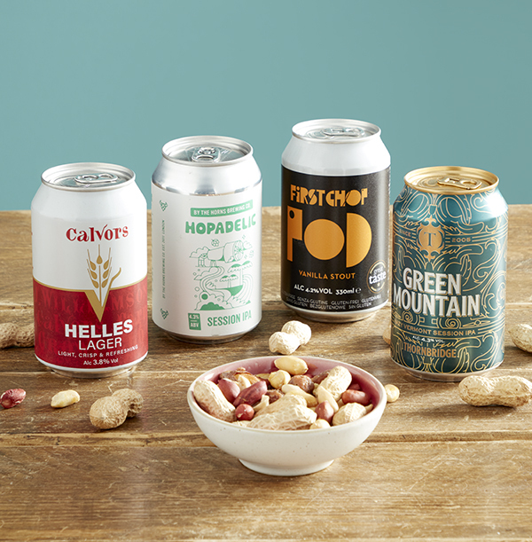 Craft Beer Can Gift Pack