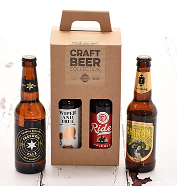 Craft Four Pack of Beers