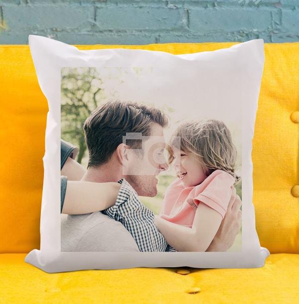 Dad Full Photo Cushion
