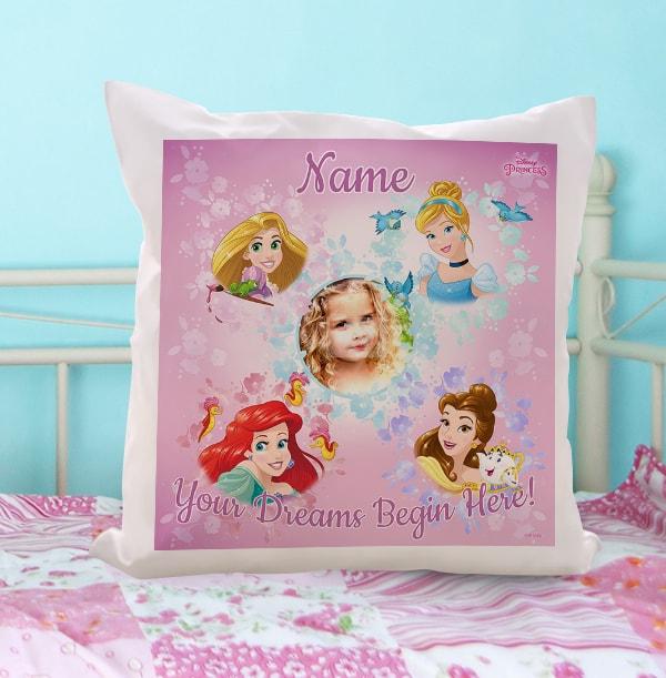 Disney Princess Photo Cushion