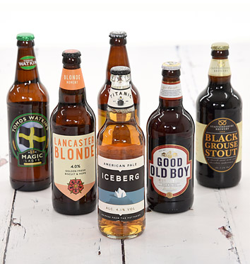 Dad's Favourite Six Pack of Ale
