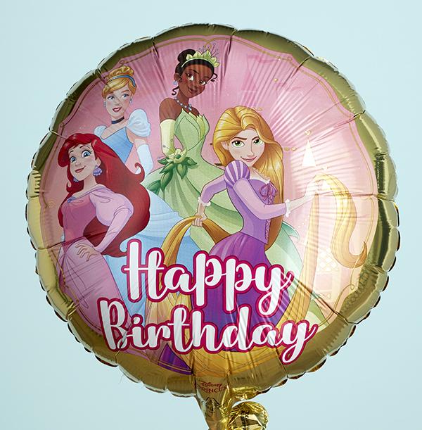 Disney Princess Birthday Balloon