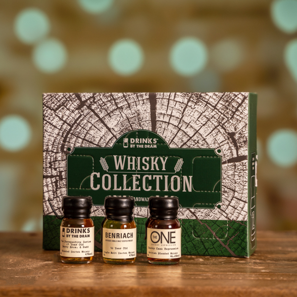 Drinks By the Dram - 12 Dram Whisky Collection