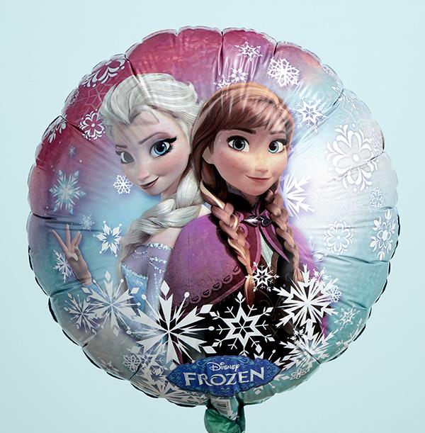 Anna and Elsa Frozen Balloon