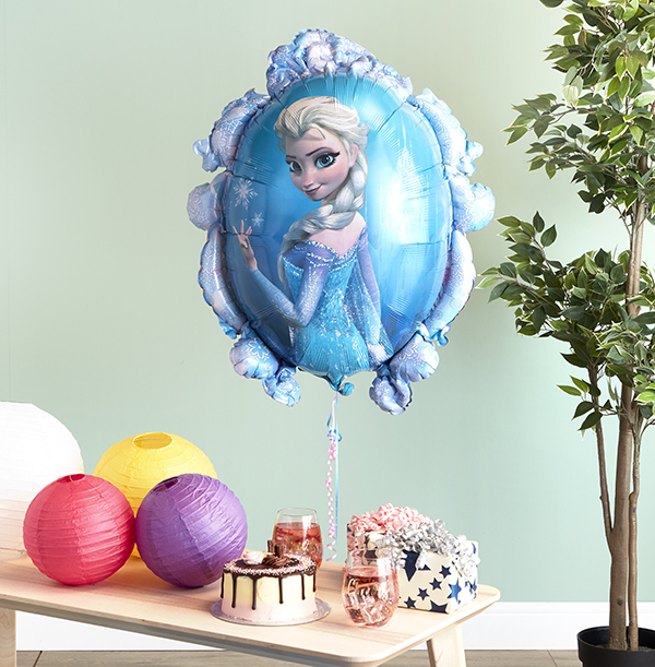 Frozen Mirror Balloon