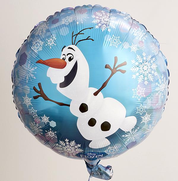 Olaf Balloon - Frozen