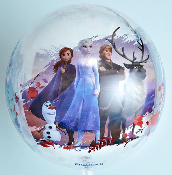 Frozen 2 Orbz Balloon