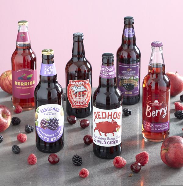 Fruit Cider 6 Pack Gift