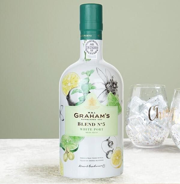 Graham's Blend Nº5 White Port